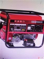 低价出售99成新汽油发电机
