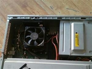 戴尔电脑一套带22表现器