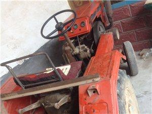 出售自家农用拖拉机,半成新,价格可谈