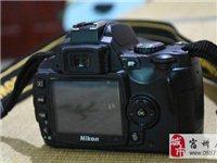 尼康D40+18-55+55-200双镜头套机