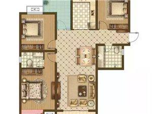 B1 三房两厅两卫 121�O