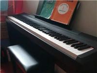 九成新雅马哈电钢琴出售