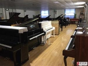 中原钢琴乐器仓储批发基地