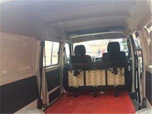 咸阳快捷货运加长面包车租车小型搬家拉货服务