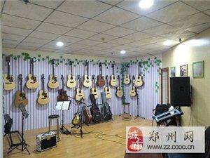 学吉他弹唱哪里去,二七琴声琴语吉他教室最满意
