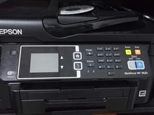爱普生WF-多功能一体打印机
