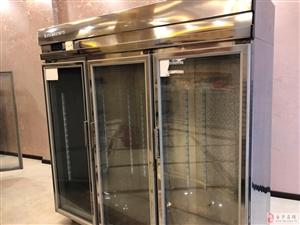 二手3门冰柜出售