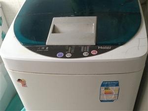 低价转让全自动海尔洗衣机