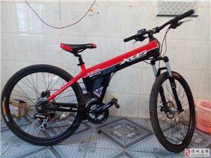 转卖喜德胜山地理电池本人自行车