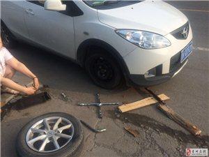 青州市道路輪胎救援流動補胎