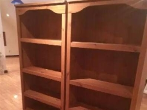 书柜(进口)两个
