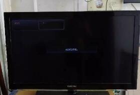 低价转让三星电视一台LA40C530F1T