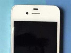速度低价转让95新 白色 iphone 4s