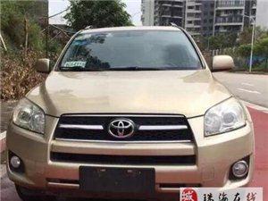 丰田 丰田RAV4 2009款 2.4 自动