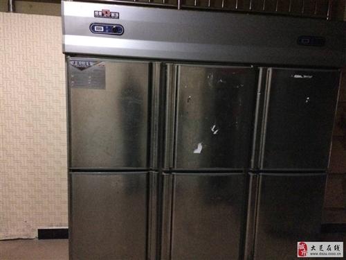 急售六開門冰箱一臺7成新有需要的聯系我
