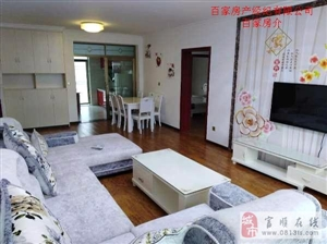 70149出售晨光小区带10平米平台3楼3室精装房