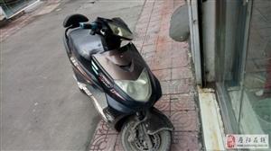 自骑电动车因买车出售