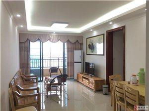 2500元出租梅江碧桂二期高层南向3房拎包入住