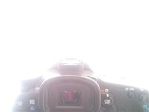处理佳能单反相机