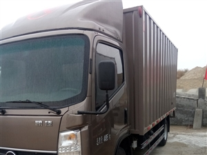 出售2台2016年小箱货车