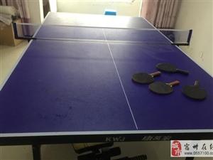 9.9新乒乓球案子低价处理