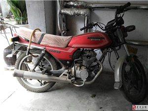 出售富先达125摩托车一辆