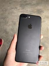 苹果iPhone7黑色128G低价出售