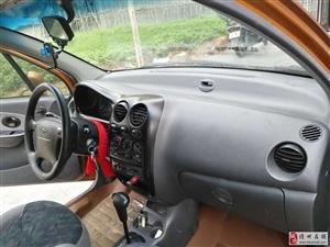 急转进口雪佛兰乐驰0.8自动波轿车(包过户)