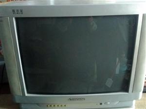 闲置出售6成新康佳长虹彩色电视机价格最低不议价