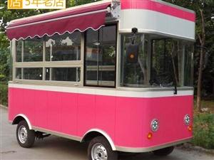 厂家直销定制电动流动小吃车商业推广宣传广告车路演车