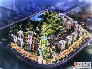 金科公园王府三层别墅(实得面积245平米)