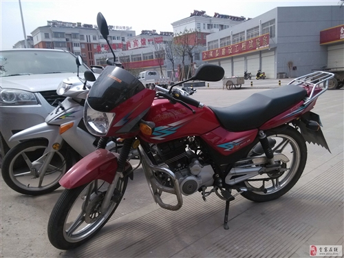 出售大洋摩托车125