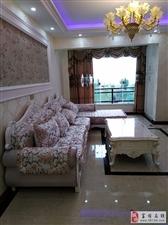 限时抢购45575西城国际四楼三室全新精装送家具