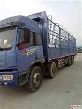 出售2010年解放前4后8拉粮货车