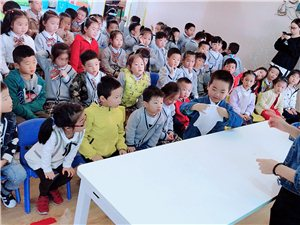 海贝儿童学习中心    幼小衔接学前班 安全教育课
