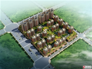 杞县大河国际新城