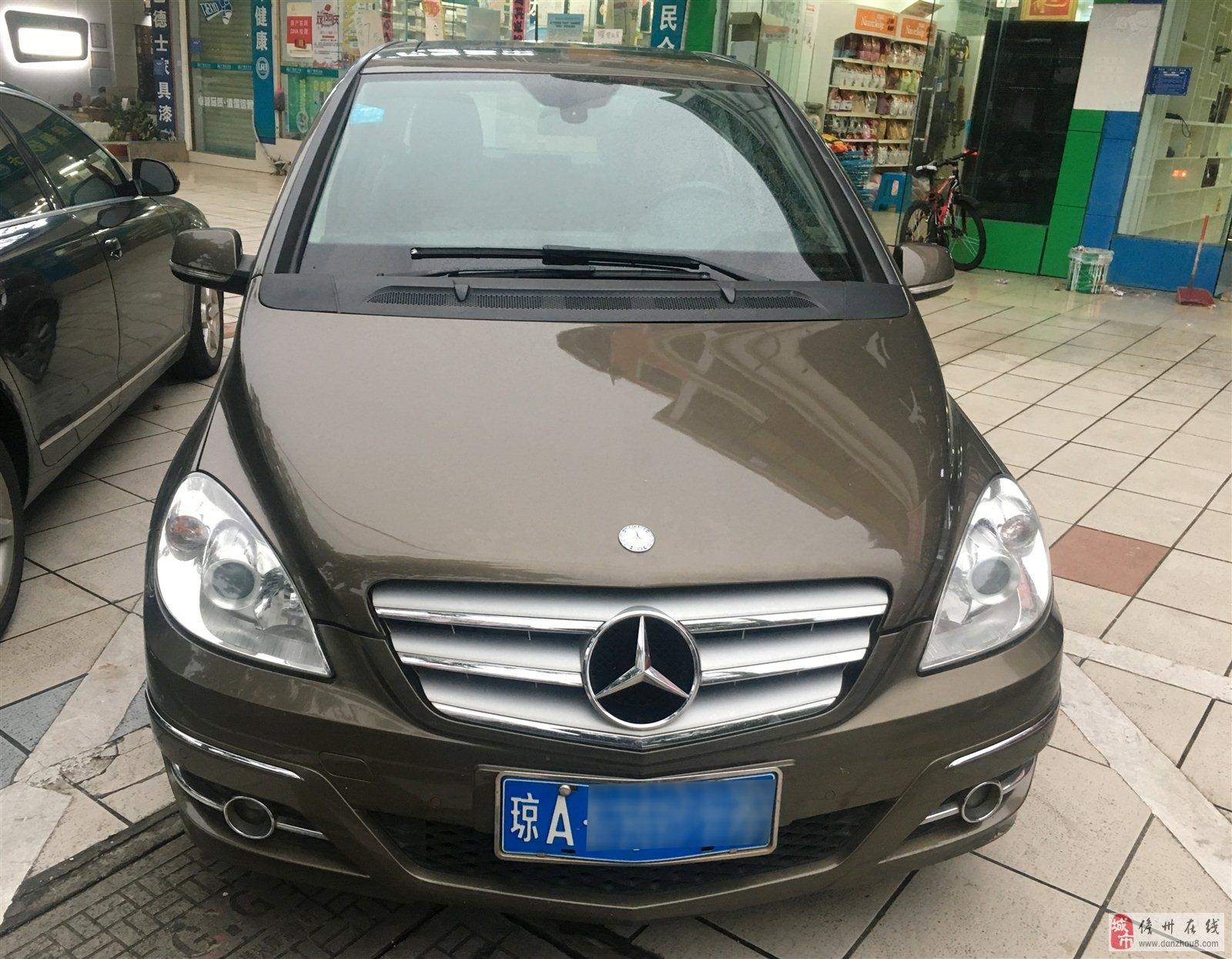 奔驰德国进口2010款B2002.0自动豪华版