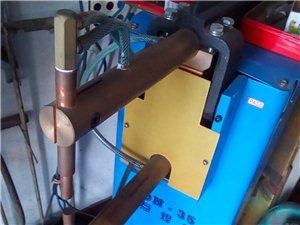 转让点焊机,无需焊条,带水泵水箱380V