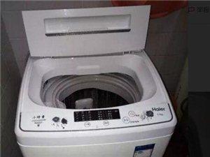 海尔洗衣机5.5Kg,400元