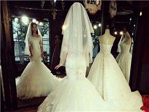 办一场完美的婚礼,送你一套高档的婚纱