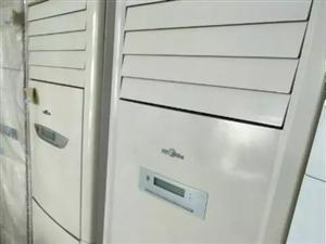 美的三匹柜机空调 380V电源 11台