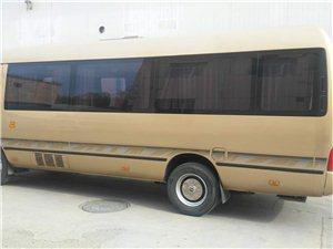出售考斯特旅游客车一辆