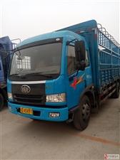 出售2012年解放君威6米8货车