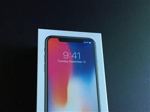 iPhoneX黑色64G现货青州市区交易
