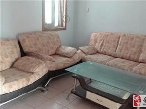 义和小区2室2厅75平带家具空调700元/月