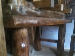 全新老榆木家具
