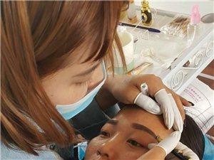 太康專業紋繡培訓分享怎樣做好美瞳線