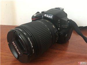 尼康D5100套机,镜头18-105mm快门2k8