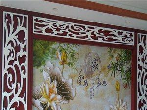儋州墙布墙纸艺术背景墙硅藻泥