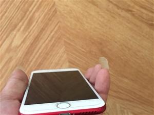 转让iPhone7国行中国红(128G)9成新